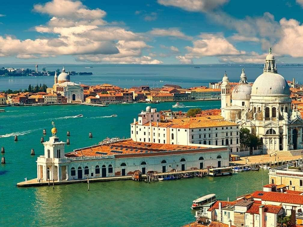 The port of Venice, Italy visited by Holland America Line cruises