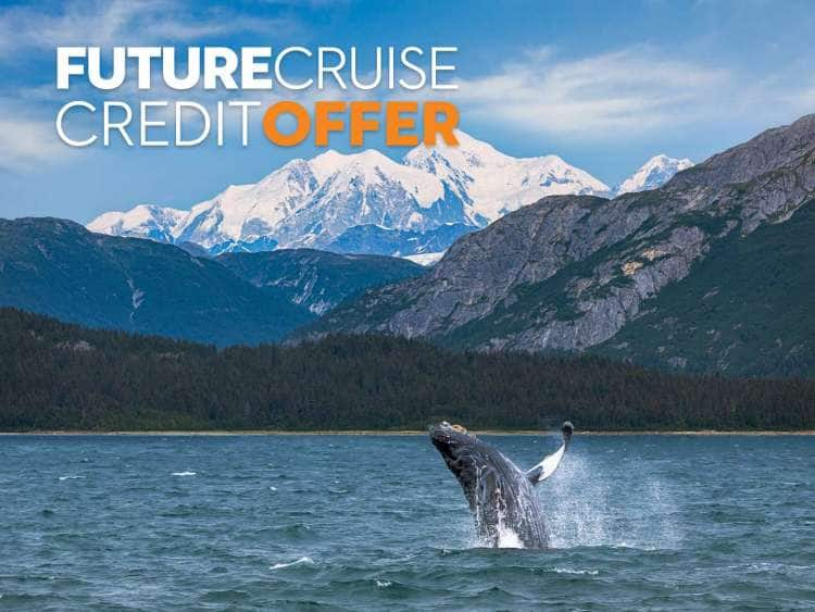 Future Cruise Credit Offer