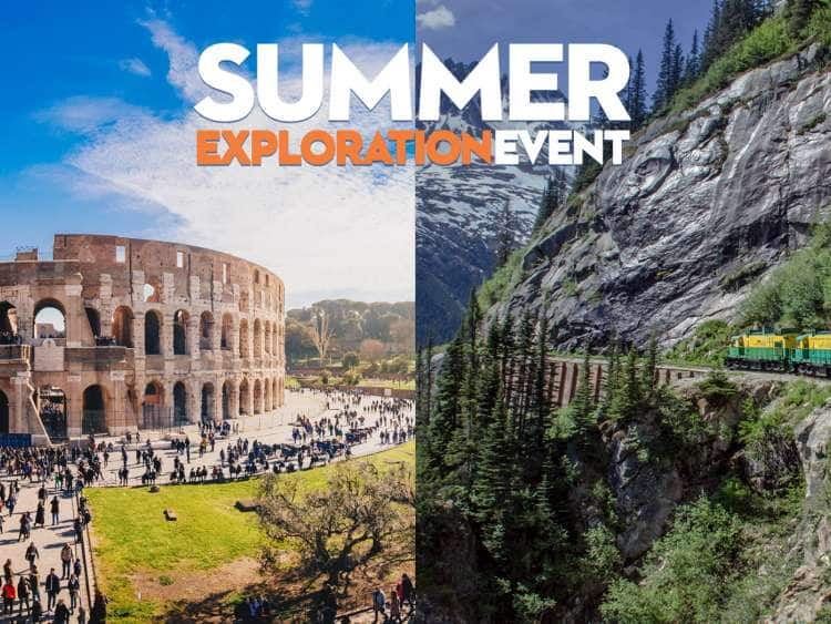 Summer Exploration Event