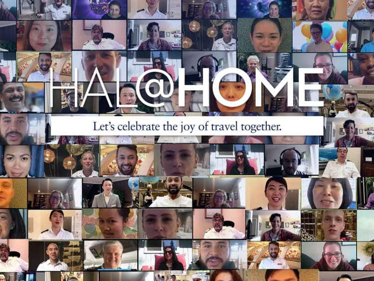 HAL at Home: Let's celebrate the joy of travel together.