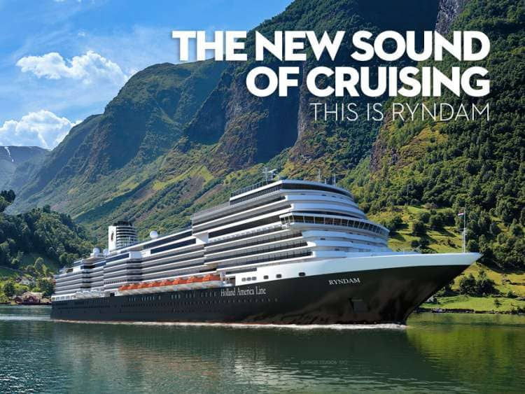 The New Sound of Cruising | This is Ryndam