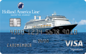 Holland America Line Rewards Visa® Card