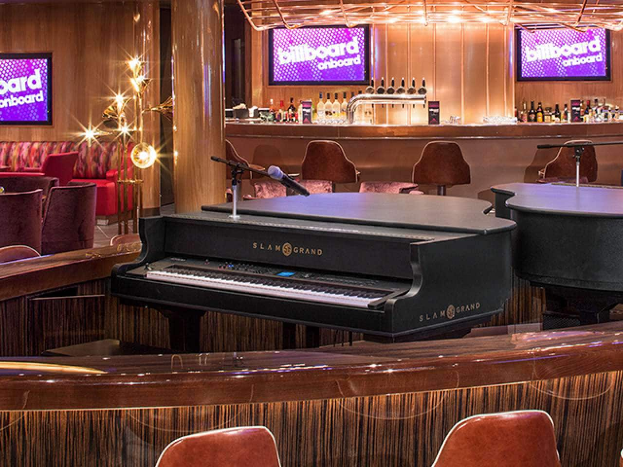 Pianos for Billboard Onboard