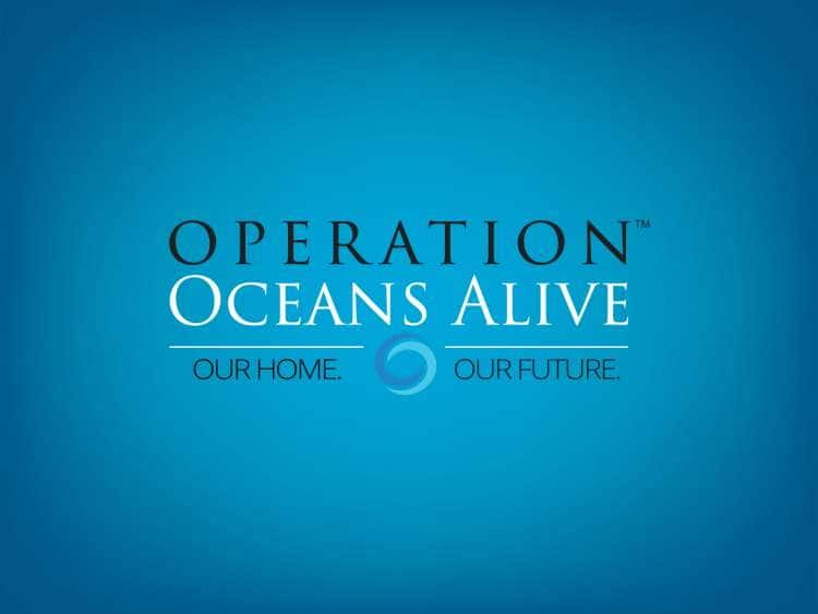 logo for Operations Oceans Alive