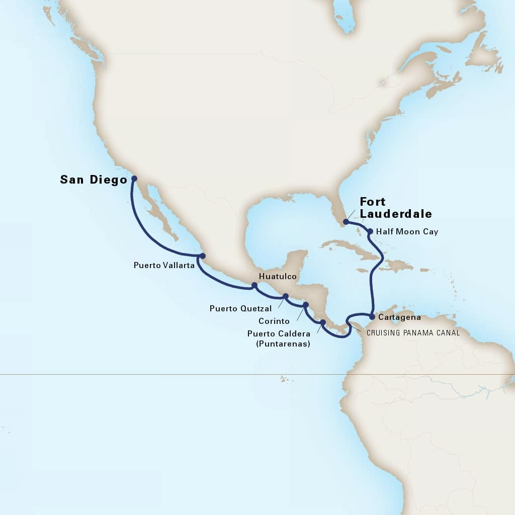 Ft Lauderdale Florida Map.Find A Cruise Search For Cruises 2018 2019 Holland America