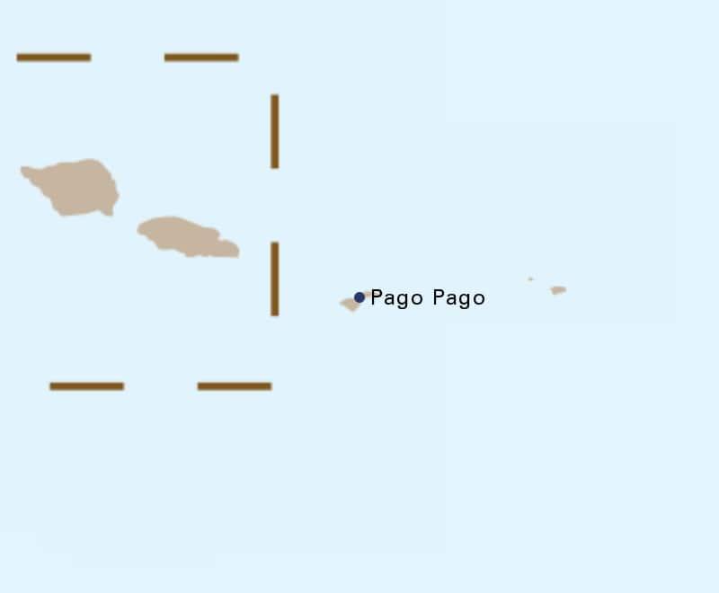 Cruises to Pago Pago, Tutuila, American Samoa | Holland